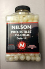 Nelson Deter-it Less-Lethal Projectiles