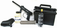 Tippman 98 Custom Platinum Pellet Mark Starter Package
