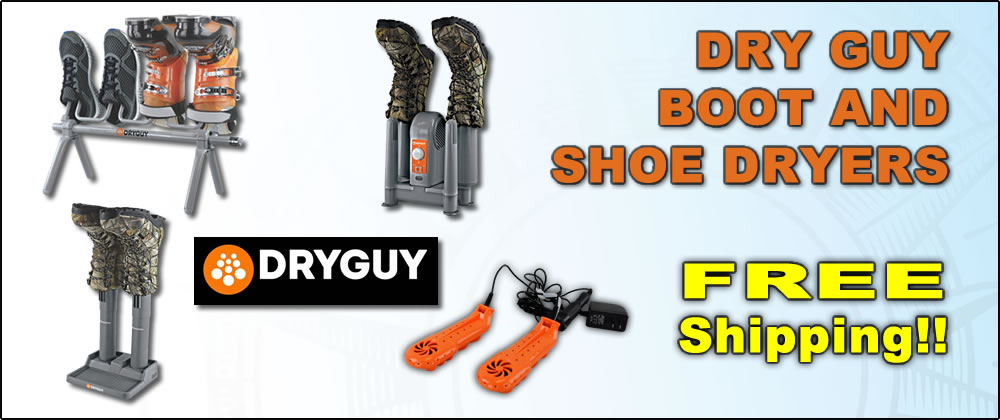 Dry Guy Products