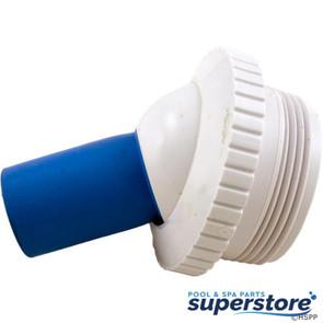 "Hayward Pool Products | Eyeball Inlet,Hayward SuperDirector,7/8""Orifice,2-3/8""hs,Wht | SP1420 | 607687 | 610377047722"