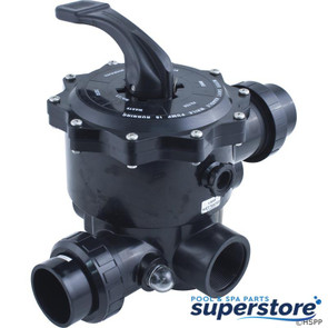 Waterco Usa Multiport Valve Waterco Side Mount 2 6 Position Wc2290590