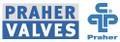 "Praher Canada Ltd | Body Assy, Praher SM-20-AO Valve, 2"", White | E-55-S2B"