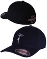 Awesome Black Flex Fit Hat!!