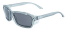Global Vision Eyewear Safety Series RX-I in Gray/Gray