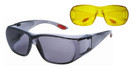 Calabria 5026 Over Safety Glasses UV Protection