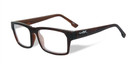 Wiley-X Profile Optical Eyeglass Collection in Matte-Hickory-Brown (WSPRF03)