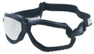 Harley-Davidson Official Designer Safety Eyewear HDSZ710-BLK in Black Frame with Clear Lens