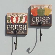 Fresh Crisp Peppers