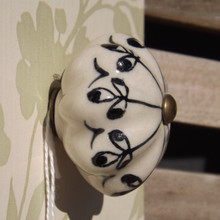 Antique style Ceramic Drawer handle
