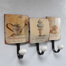 Homely Gardening Coat Rack