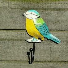 woodland bird coat hook from www.lovehooks.co.uk