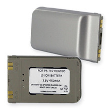 AUD CDM-3300 LI-ION 900mAh and SLV Cellular Battery