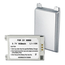 SANYO SCP-6000 LI-ION 950mAh Cellular Battery