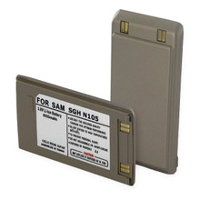 SAMSUNG SGH-N105 LI-ION 650mAh Cellular Battery