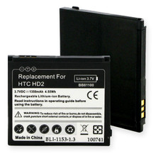 HTC HD2 LI-ION 1350mAh Cellular Battery