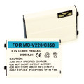 MOT C650  V220 LI-ION 700mAh Cellular Battery