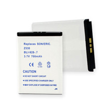 SONY and ERICSSON Z530 LI-ION 700mAh Cellular Battery