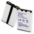 LG VX3200 and 6100 LI-ION 1000mAh Cellular Battery
