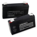 Sealed Lead Acid Battery 6 Volt 1.2 Ah