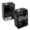 Sealed Lead Acid Battery 6 Volt 4.5 Ah