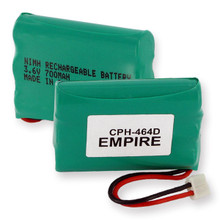 1X3 AAA NiMH 700mAh and D CONNECTOR Cordless Battery