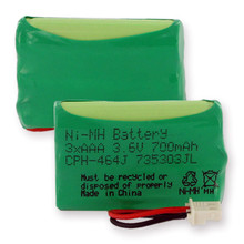 1X3AAA NiMH 700mAh and J CONNECTOR Cordless Battery