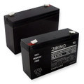 Sealed Lead Acid Battery 6 Volt 12 Ah