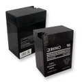 Sealed Lead Acid Battery 6V 12Ah