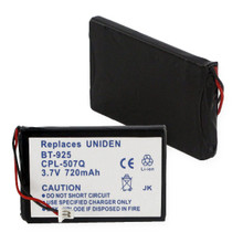 UNIDEN BT-925 LI-ION 720mAh Cordless Battery