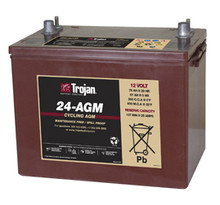 Trojan AGM Cycling Battery 12V 76Ah