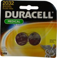 Duracell 2032 Coin Battery - 72 Pack (36 Packages of 2 Batteries each) - FREE SHIPPING