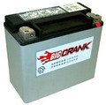 Big Crank  ETX20L 17AH 12 Volt  Battery