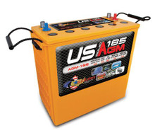 Deep Cycle AGM 234AH 6  Volt Battery