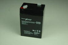 SLA 4.5AH 6 Volt Battery