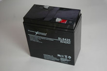 SLA 42AH 6 Volt Battery