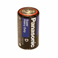 Panasonic D Size Super Heavy Duty Battery 96 Pack (48 Cards - 2 Batteries Per Card)