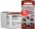Rayovac 312AE Hearing Aid Batteries 10 Wheels 6 Per Wheel + FREE SHIPPING