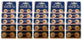 AG2 / LR726 Alkaline Button Watch Battery 1.5V - 50 Pack - FREE SHIPPING
