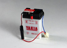 6 Volt 2 AMP Motorcycle and Power Sport Battery (6N2A-2C-3)