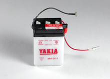 6 Volt 4 AMP Motorcycle and Power Sport Battery (6N4-2A-5)