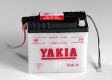 6 Volt 4 AMP Motorcycle and Power Sport Battery (6N4B-2A)