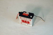 6 Volt 4 AMP Motorcycle and Power Sport Battery (6N4B-2A-5)