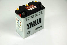 6 Volt 11 AMP Motorcycle and Power Sport Battery (6N11A-3A)
