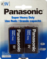 Panasonic Super Heavy Duty 9V