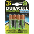 Duracell AA Rechargeable  Battery  1950mAh - 4 Pack