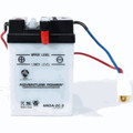 6N2A-2C-3 6 Volt 2 Amp Hrs Conventional Power Sport Battery