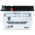 B54-6 6 Volt 12 Amp Hrs Conventional Power Sport Battery