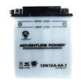 12N12A-4A-1 12 Volt 12 Amp Hrs Conventional Power Sport Battery