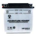 YB16B-A 12 Volt 16 Amp Hrs Conventional Power Sport Battery