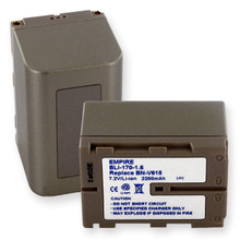 JVC BN-V615 LI-ION 2200mAh Video Battery
